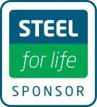 Steel for Life - Sponsor logo